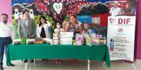 El HNO recibe primera donación, DIF Municipal Oaxaca de Juárez