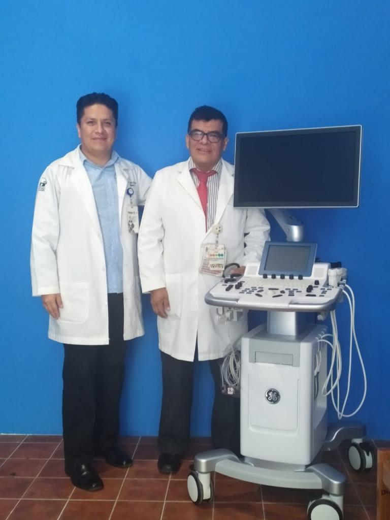 Nuevo Ultrasonido Cardíaco
