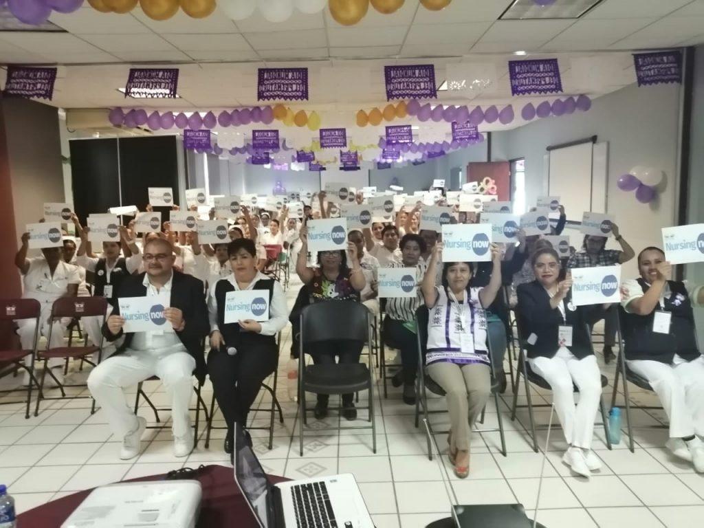 Campaña Nursing Now