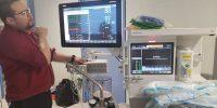 Equipo nuevo de anestesia